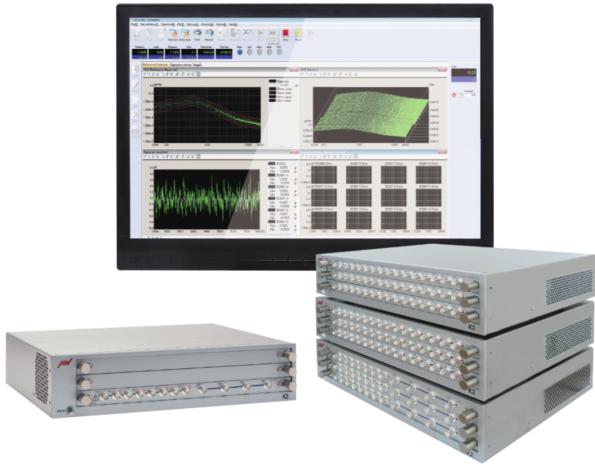 New software supports vibration tests with non-Gaussian distribution
