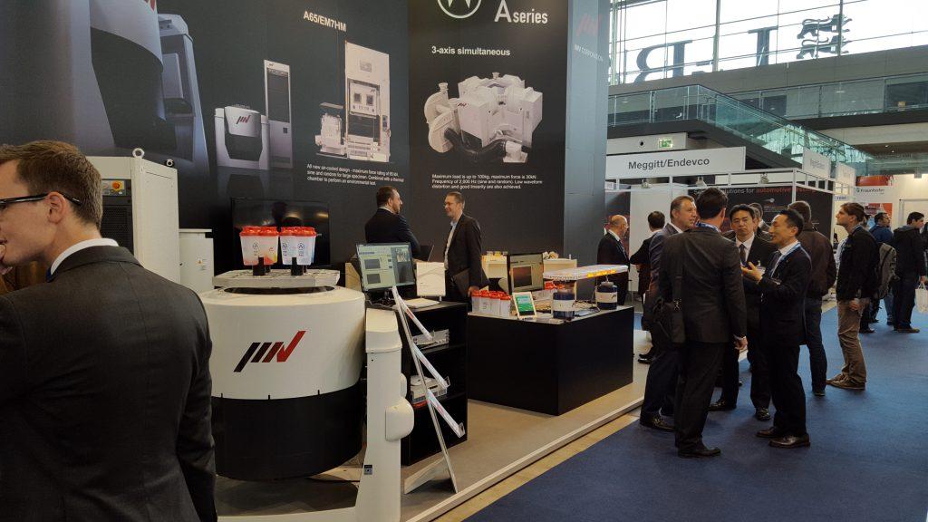 Automotive Testing Expo 2017 in Stuttgart